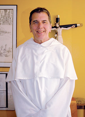 "Father Patrick Baikauskas, OP, is among the ""missionaries of mercy"" from around the world who received a special mandate from Pope Francis."